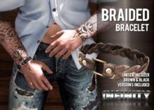 !NFINITY Braided Bracelets BOX