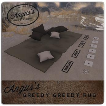 Angus's Greedy Greedy Rug (Copy-Version)