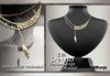GeWunjo : EVA gold necklace DEMO
