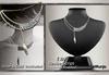 GeWunjo : EVA silver necklace