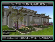 HILLCREST HOUSE WITH GARDEN - UNFURNISHED