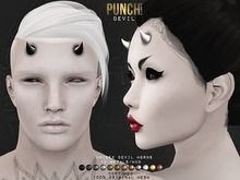 PUNCH / Devil Horns [Mesh]
