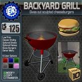 ER Backyard BBQ Grill
