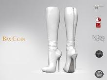 BAX Prestige 2 Boots White Latex