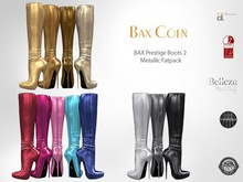 BAX Prestige 2 Boots Metallic Fat Pack