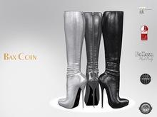 BAX Prestige 2 Boots Silver