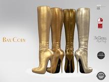 BAX Prestige 2 Boots Gold