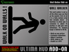 *Ultima HUD ADD-ON* Wall Walker - Walk on walls !