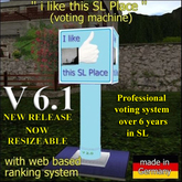 Voting System *Classic Edition* VOTING, RANKING, ADVERTISE SYSTEM *