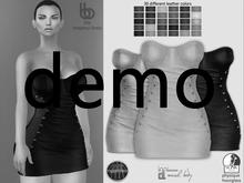 Bens Boutique - Sila Strapless Dress - Hud Driven Demo