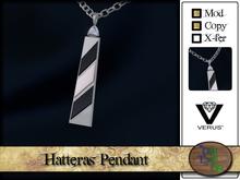 >^OeC^< Verus - Hatteras Pendant (silver)