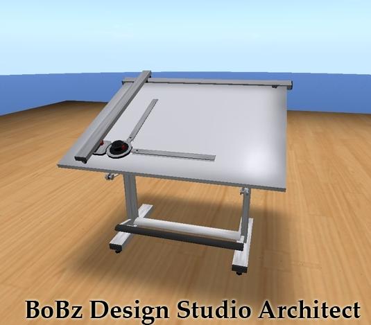 Drafting Table .Studio Line. Furniture