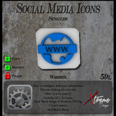 Social Media Icons Web Icon - Website - Web Interactive