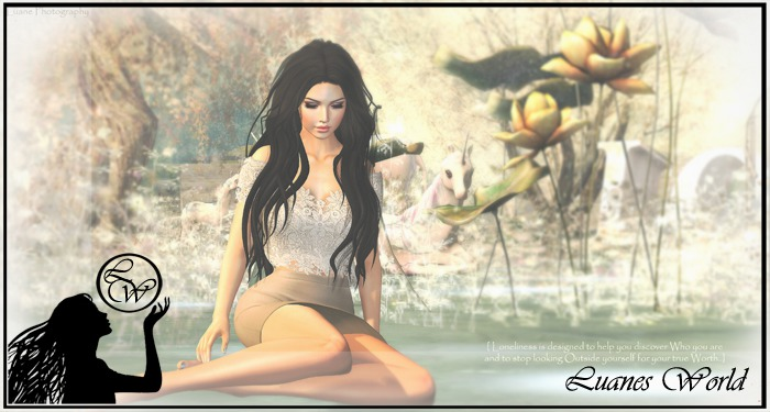 :LW: Poses - Discover who you are -single female pose