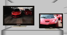 .::DAZED::. Mesh Animated Screen  TV.  SPORTS CAR