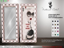 NC : Elegancia Mirror/Frame_Pearl