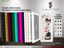 NC : Elegancia Mirror/Frame_Full Pack