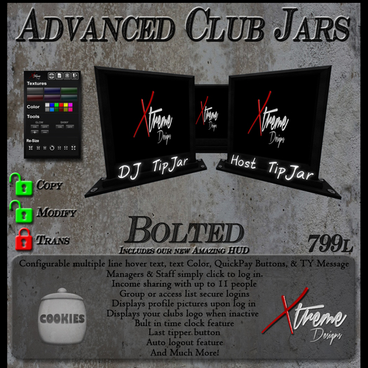 Copyable % Splitting Club Login TipJars - Bolted