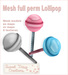 *Sweet Trisy creations * full perm  mesh lollipop