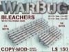 WarBug Bleachers - 36- & 54-Seats