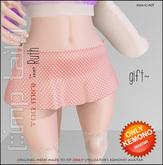 [IMP TAIL] Too mini skirt ~ ruth GIFT (kemono avatar)
