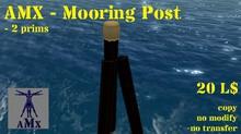 AMX-Mooring post (copy)