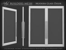 [AC] Modern Glass Door - Full Permissions
