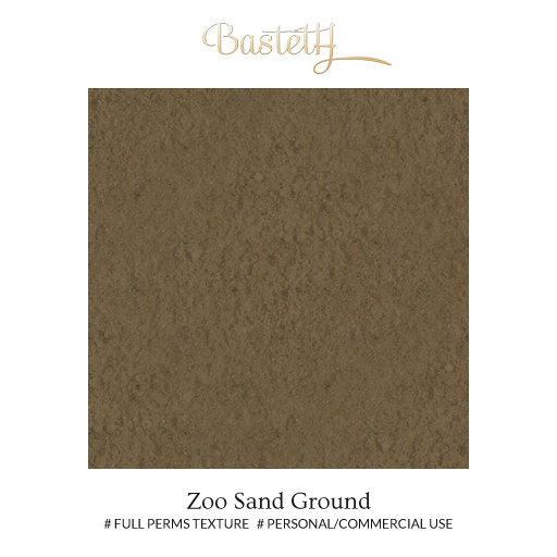 Bastet H > Surfaces > Zoo Sand Ground (texture)