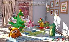 "Aphrodite ""Dragonland"" kids dragon toys for children"