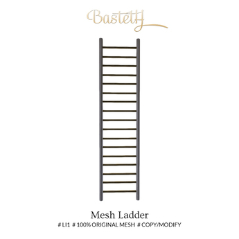 bastnut > Mesh Ladder