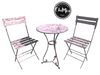 ChiMia:: Old Bistro Table & Chair Set PG