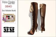 Eva Victorian Boots DEMO