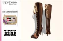 Eva Victorian Boots
