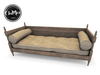 ChiMia:: Shabby Daybed [sand]