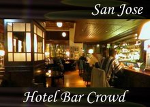 California Series / San Jose - Fairmont Hotel Bar Crowd 1:50