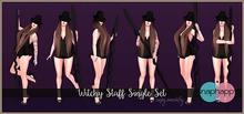 .snaphappy. Witchy Staff {single set}
