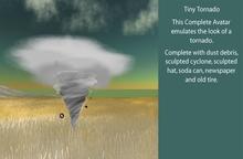 Tiny Tornado