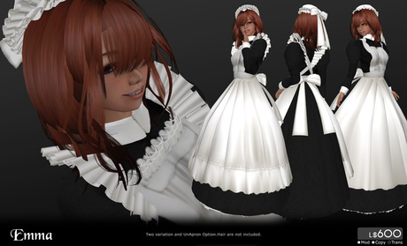 Maid dress *Edelweiss* Emma