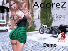 AdoreZ - April Dress D E M O