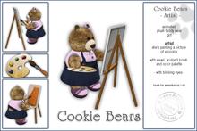 """Sway's Cookie Bear """"ARTIST"""""""
