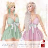Perch - Melinda Dress - Mint