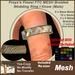 Freya's Finest MESH FTC Braided Wedding Ring - I Know (Male)