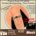 Freya's Finest MESH FTC Braided Wedding Ring - Plain (Female)