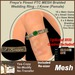 Freya's Finest MESH FTC Braided Wedding Ring - I Know (Female)