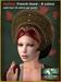 Bliensen + MaiTai - Godiva - French Hood - Hat with Hair - Blonds