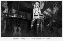 Secret Body - I lose track of time - pose