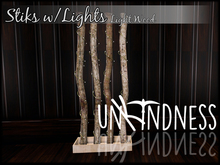 uK - StiKs Lights_Light Wood [Boxed]