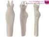Full Perm CLASSIC RIG 5 SIZES | Full Perm Mesh Mummy Bandage Dress