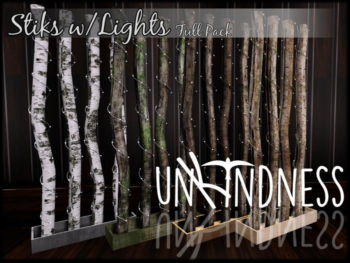 uK - StiKs Lights Full Set [Boxed]