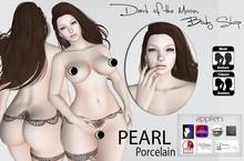 D&M Shopping Bag Pearl Porcelain